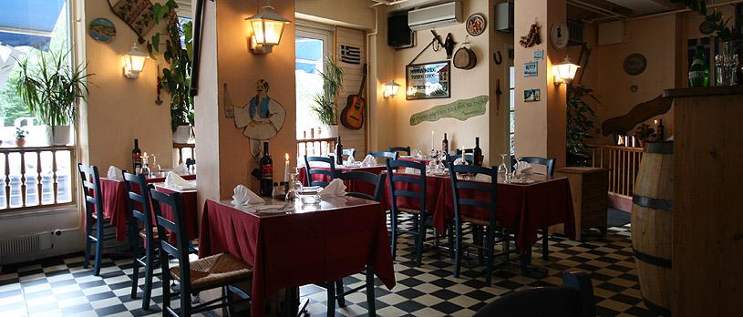 græske restauranter i aalborg