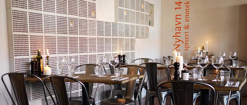 restaurant nyhavn 14