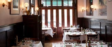 romantisk restaurant århus