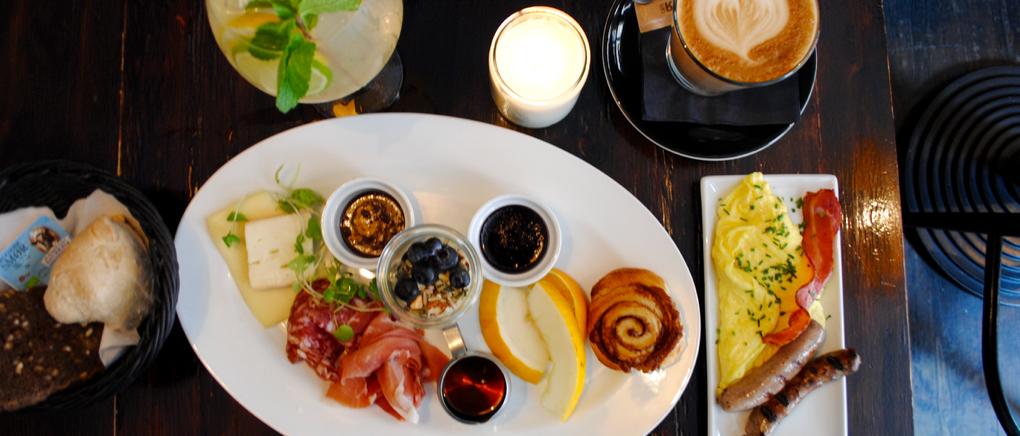 cafe overfor menu