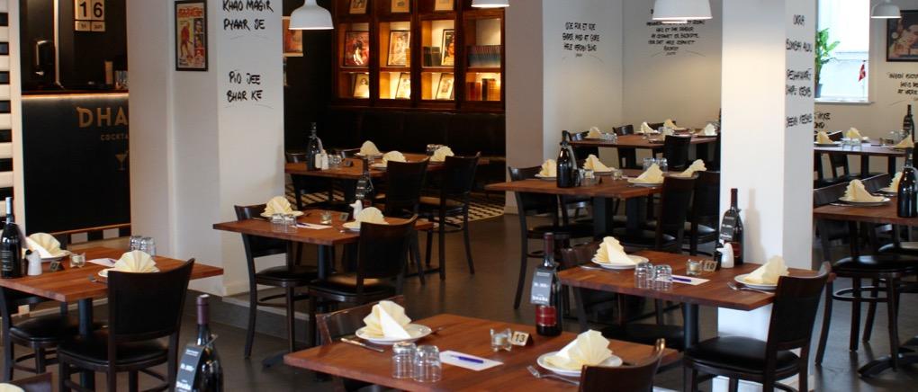 restaurant københavn nv