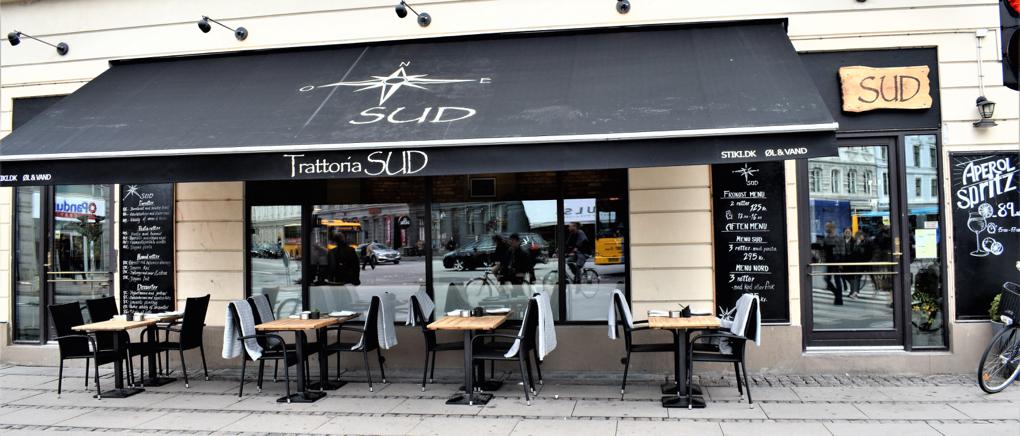 restaurant nær nørreport